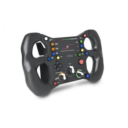 SteelSeries Simraceway SRW-S1 Steering Wheel für PC  @ Getgoods