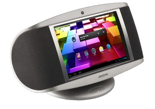 "Archos ARNOVA Soundpad, Internetradio, 7"", Android"