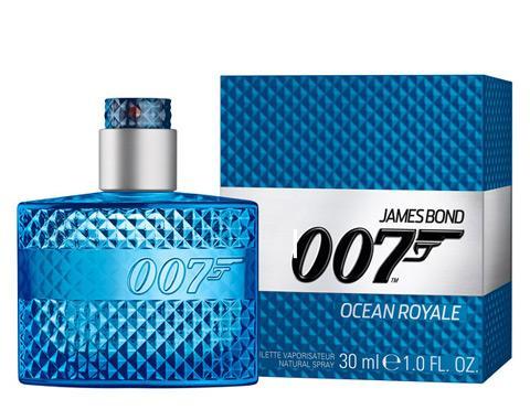 Douglas: James Bond 007 Ocean Royale oder James Bond 007 125 ml + Nagellack  + Maske + gratis DVD  Goldfinger nur 25,90