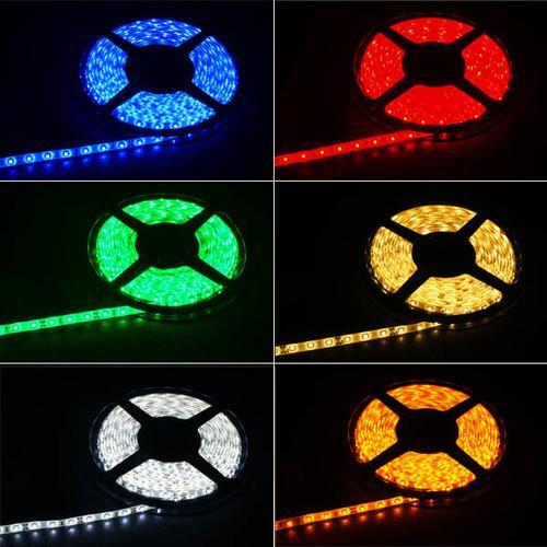 5M Flexibel LED Strip Streifen mit 300 SMD-3528-LEDs für 4,11€ inkl. VSK