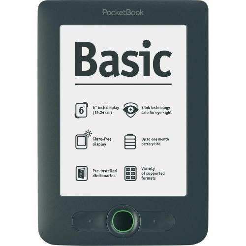 Pocketbook 613 Basic Grau o. Weiß für 42,45 @ Conrad