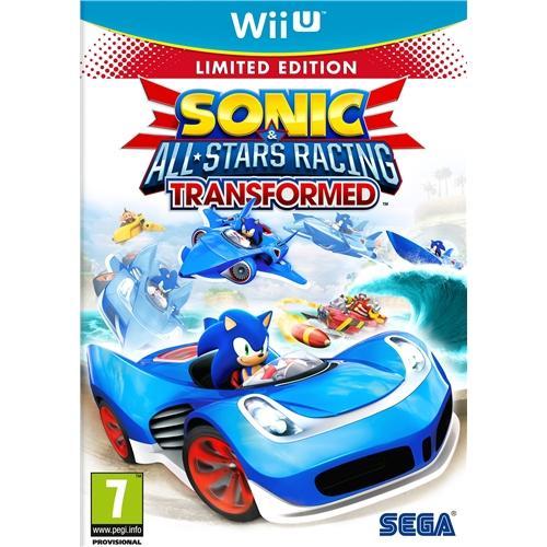 Nintendo Wii U - Sonic & Sega All-Stars Racing: Transformed (Limited Edition) für €20,70 [@Zavvi.com]