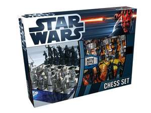 (Amazon) Star Wars Schachspiel All-in-One UT21076