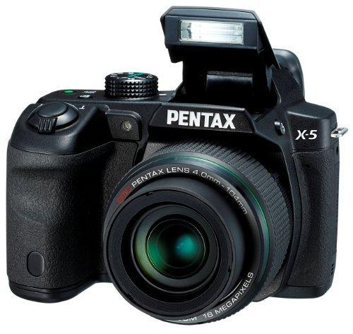 Pentax X-5 Bridge-Kamera für 163,30 € @Amazon.co.uk