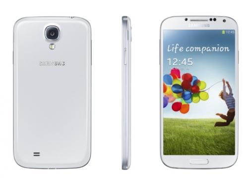 Samsung Galaxy S4 i9505 in weiß oder schwarz für 495,- EUR inkl. Versand