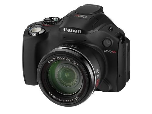Canon PowerShot SX40 HS für 258,87 € @Amazon.co.uk