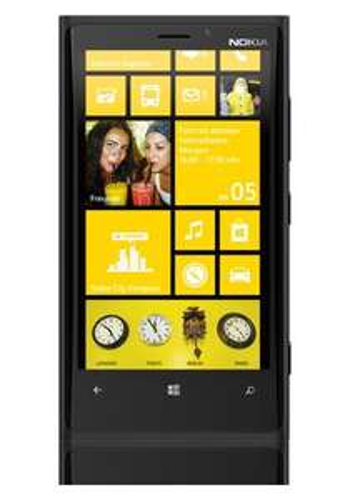Nokia Lumia 920 schwarz und grau für 279,95 € ohne Vertrag - Refurbished
