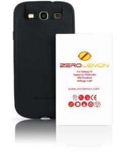 Amazon: Galaxy S3 7000 mAh interner Akku von ZeroLemon