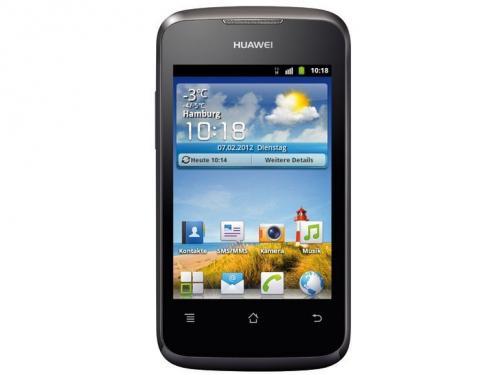 Huawei Ascend Y200 für 59€ @Ebay