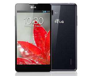 LG E975 Optimus G black