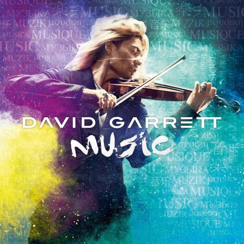 """[amazon.de] """"David Garrett - Music"""" - eine klassische Klassik-CD!"""