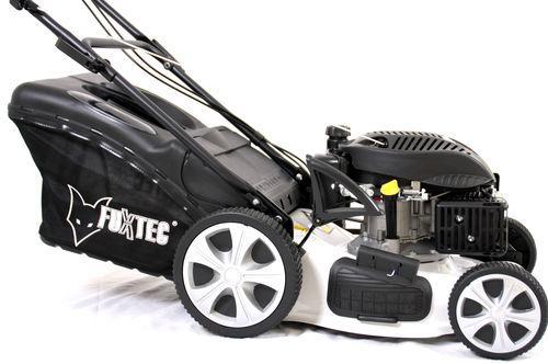 FUXTEC FX-RM 5.5 PS Benzin Rasenmäher mit Radantrieb 199€