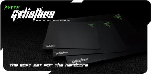 Mousepads für Hardcoregamer: Razer Goliathus Control Edition