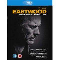 Clint Eastwood: The Director's Collection [Blu-ray] ab ~ 27,93€ inkl. Versand bei Amazon.uk