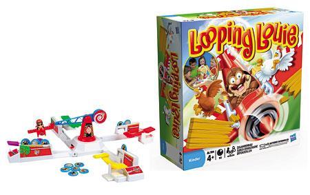 [Edit: Leider vorbei, Preis nun 22,99€ bzw. 15,69€] Looping Louie + Sanduhr + Biene Maja Quartett 13,24€  für Neukunden mit Gutscheincode @Spiele-offensive