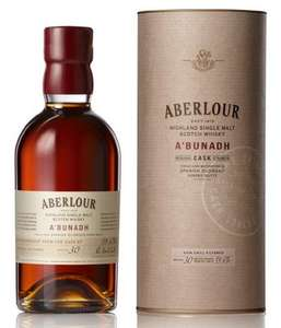 Speyside Single Malt Whisky Aberlour A'BUNADH Batch 44