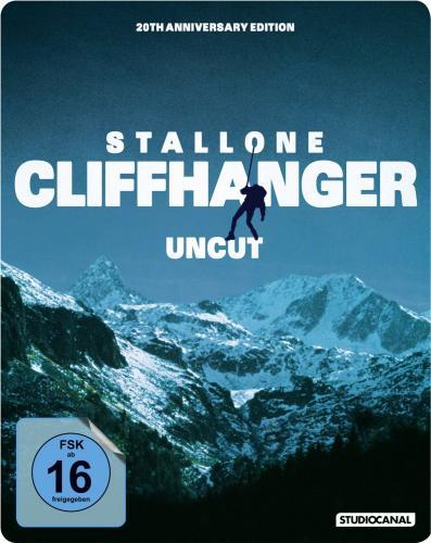 Universal Soldier & Cliffhanger - 20th Anniversary Edition [BluRay] Steelbook (Uncut) für je 12,99 € @ amazon.de