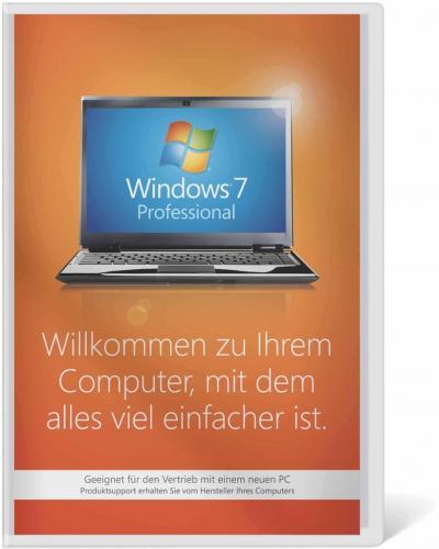 Windows 7 für 19,99 Versandkostenfrei