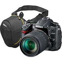(Schweiz) Nikon D7000 Inkl. Objektiv 18-105mm + Tasche