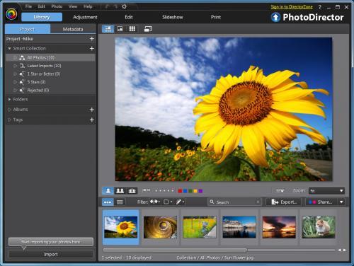 Cyberlink PhotoDirector 3 [Kostenlose Vollversion für Windows]