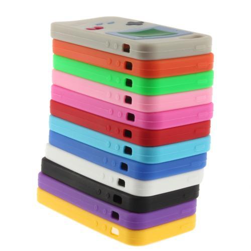 iPhone 5 Gameboy Silikon-Hülle für 1,43€ @Ebay