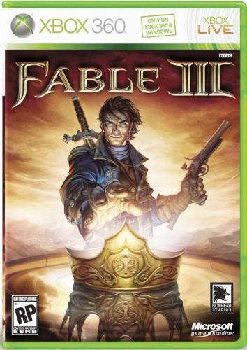 Fable 3 XBOX 360 Games on Demand komplett kostenlos! [Für GOLD-Mitglieder]