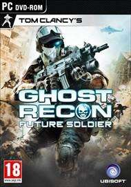 [UPlay] Ghost Recon Future Soldier + alle DLCs Bundle bei gamefly
