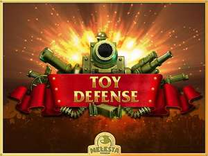 IOS: Toy Defense HD (Tower Defense) gerade kostenlos