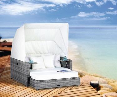 Beach Lounge bei HORNBACH - Fast 50% reduziert