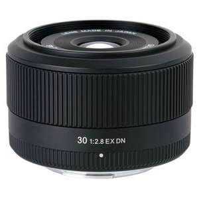 Objektiv Sigma AF 2,8/30 EX DN 330963 für nur 93,99 EUR inkl. Versand