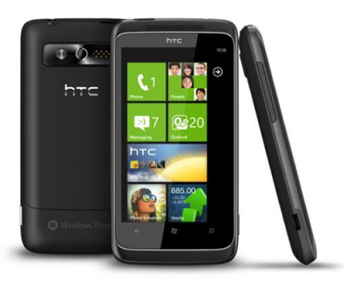 HTC 7 Trophy - 1 GHZ CPU, 512 MB RAM, 5 MPix/720p Kamera - 169,89 EUR + 6,90 VSK