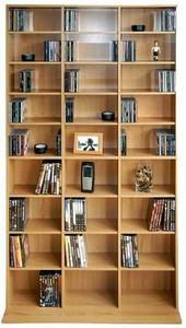 Viel Platz für Bücher, CDs, ect. EBAY WOW des Tages incl. Versand