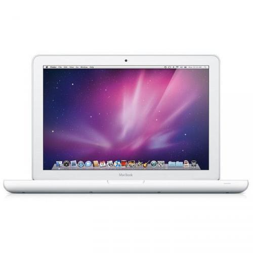 """Apple MacBook 13.3"""" weiß (MC516D/A) für nur 899,- € bei MediMax in Magdeburg (Florapark)"""