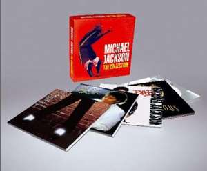 The Collection Michael Jackson (5erCD Box) ~13€ inkl. Versand bei zavvi