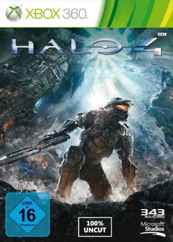 Halo 4 für XBOX @ MediaMarkt.de für EUR 11,00