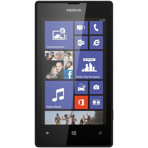 NOKIA Lumia 520 schwarz @ MediaMarkt.de für EUR 111,00