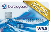 Barclay New Visa mit 20€ Startguthaben und dauerhaft beitragsfrei