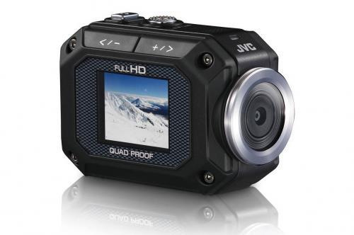 Günstige Actioncam: JVC GC-XA1 für 99 EUR