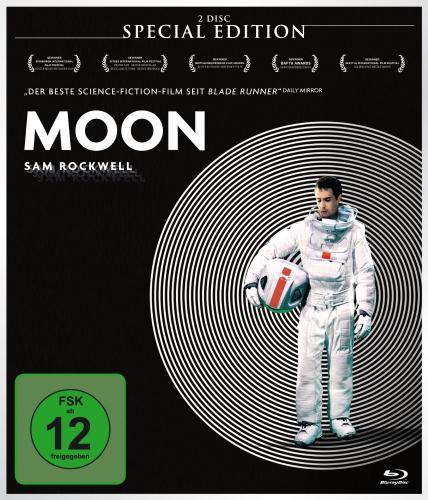 Moon - 2-Disc Special Edition [Blu-ray] für 8,97 € @Amazon.de