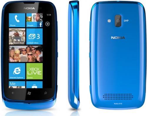 Nokia Lumia 610 für 99€  bei Ebay | Dieses Angebot wurde beendet.| NEU & OVP | OHNE VERTRAG | OHNE SIMLOCK |  Versandkostenfrei