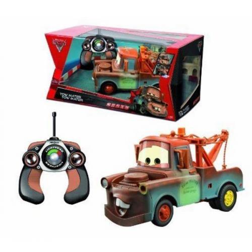 Disney Pixar Cars 2 RC Mission Mater Transformers für 18€ @Salenso