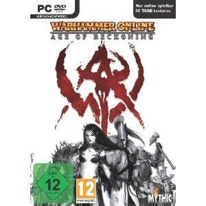 Warhammer Online kostenlos - Bei Bestellung eines Spieles des Amazon Aktionsseite