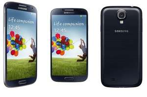 Samsung Galaxy S4 weiss ohne Simlock mit Hardware-Branding