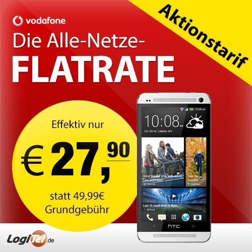 HTC One mit Red M Young für 775€ (effektiv 8,78€ für den Vertrag)