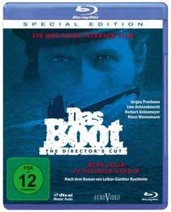 AMAZON - Das Boot (Special Editions) (Blu-ray)