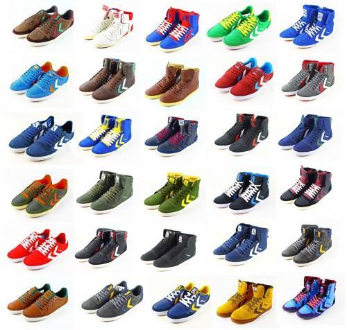 Hummel Stadil Sneaker in verschiedenen Farben