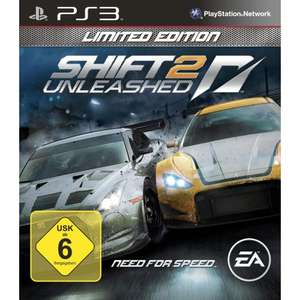 [Amazon.de - Osternest] - Shift 2 Unleashed LE für PS3