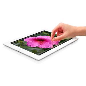 Apple iPAD (3.Gen) 64GB WIFI + 4G in Weiß für 605,90€ @guut.de