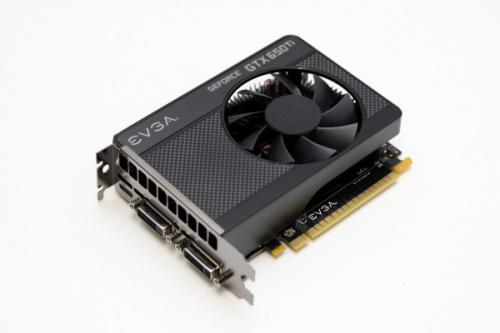 EVGA GeForce GTX 650 Ti für 91,20€ inkl. Versand