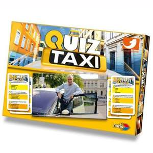 Amazon: QUIZ TAXI 2012 - Familienbrettspiel (nur 6,41 EUR + ggf. Porto)